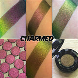 CHARMED Quad Chrome Mega Shifting Eyeshadow ~