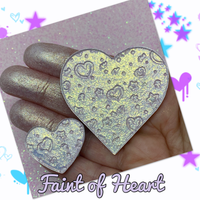 FAINT OF HEART ~ Eyeshadow Highlighter
