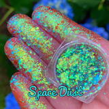 Space Dust ~ Multi Chrome Eyeshadow Flakes