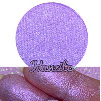 KUNZITE ~ Pressed Chameleon Eyeshadow Highlighter