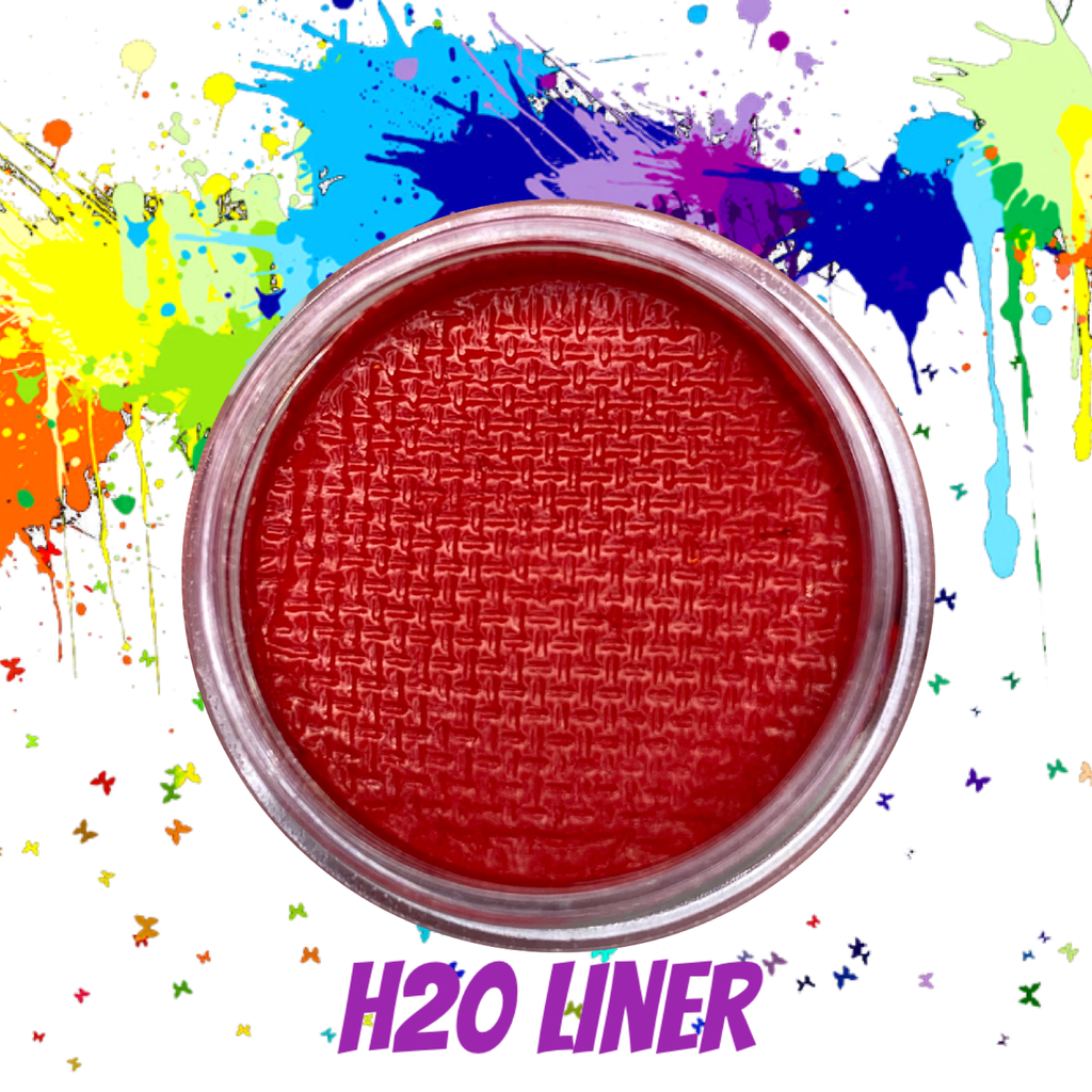 CHERRY BOMB ~ H20 Water Activated Cake Liner