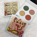Pin Up Girl Butterfly Pressed Eyeshadow Palette #2
