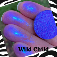 WILD CHILD ~ Wild Pressed Chameleon Eyeshadow