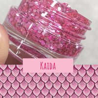 Kaida Glitter Jelly Gel