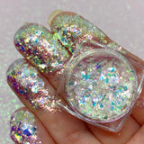 Stargazer ~ Multi Chrome Eyeshadow Flakes