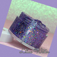 LILAC WATER Jelly Glitter