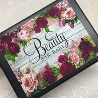 Empty Beautybarbaby Magnetic Eyeshadow Makeup Palette
