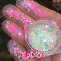 Cordelia ~ Muliti Chrome Eyeshadow Flakes