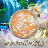 Unicorn Fantasy ~ Multi Chrome Eyeshadow Flakes