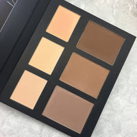 Highlight & Contour Face Palette