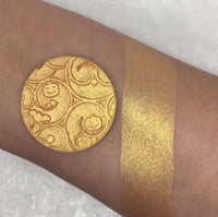 Autumn Pumpkin Pressed Halloween Highlighter