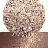 Pretty in Sunshine Pressed Highlighter Face & Eye Highlight Powder