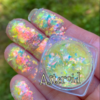 Asteriod ~ Multi Chrome Eyeshadow Flakes