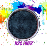 BLACK ROSE ~ H20 Water Activated Cake Liner
