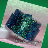 PIRATES LAGOON Jelly Glitter