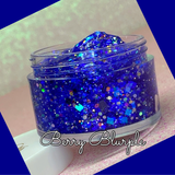 BERRY BLURPLE Jelly Glitter