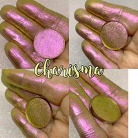 CHARISMA ~ Multi Chrome Pressed Eyeshadow