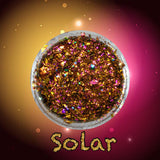 Solar ~ Multi Chrome Eyeshadow Flakes