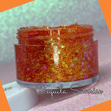 TEQUILA SUNRISE Jelly Glitter
