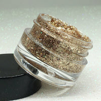 Treasure Chest Glitter Jelly Gel
