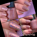 Princess ~ Holographic Glitter Nail Polish