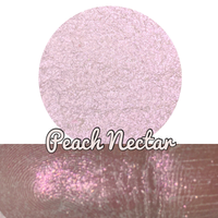 PEACH NECTAR ~ Pressed Chameleon Eyeshadow Highlighter