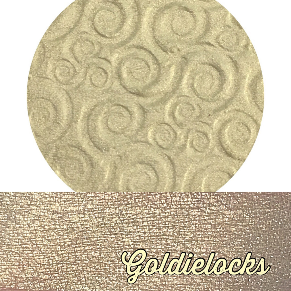 Goldielocks Soft Focus Duo Chrome Highlighter