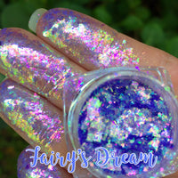 Fairy's Dream ~ Multi Chrome Eyeshadow Flakes