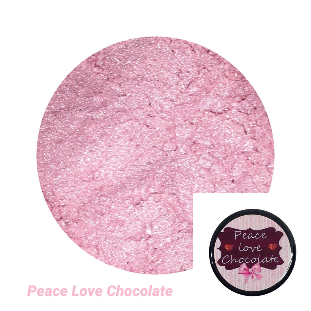 Peace Love Chocolate Loose Eyeshadow