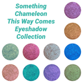 Something Chameleon This Way Comes 10pc Eyeshadow Collection