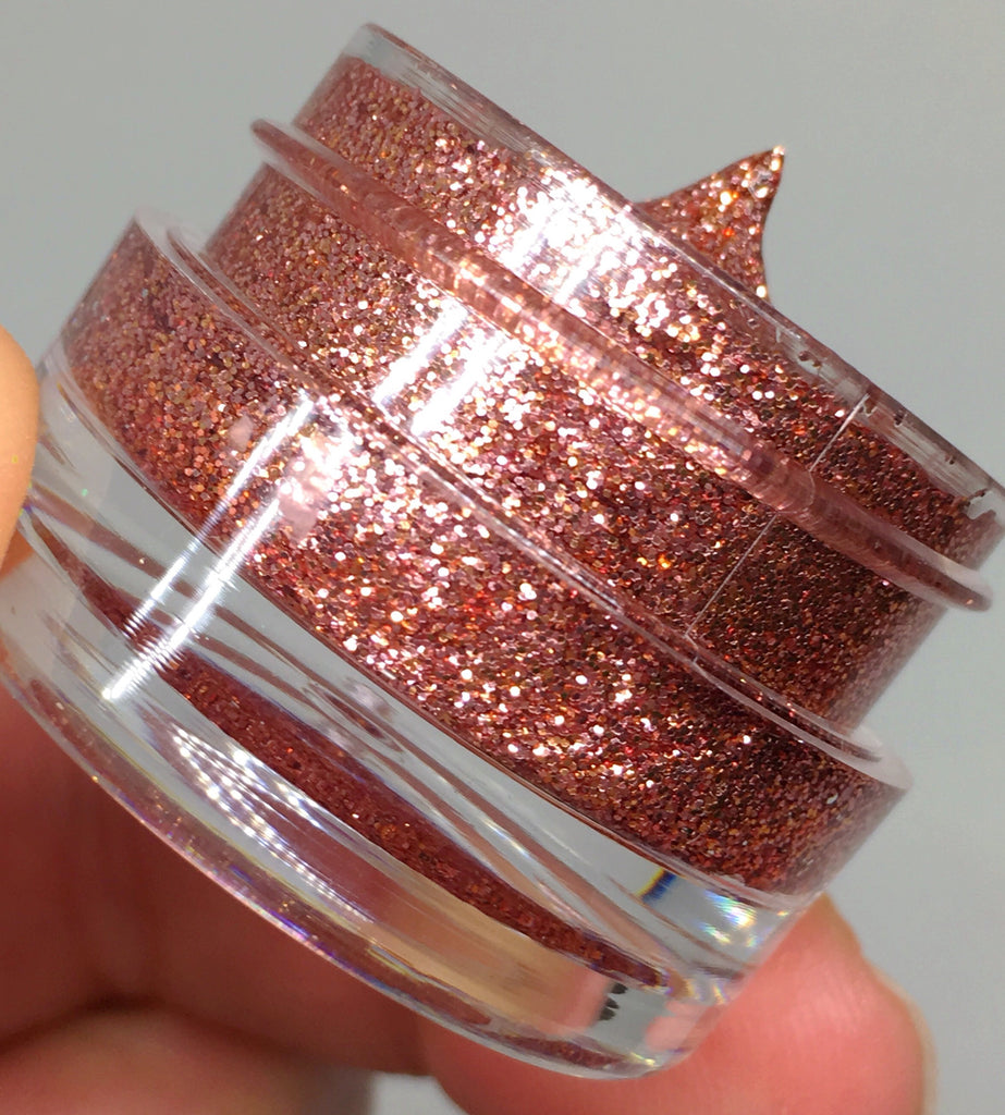Rosie Goldie Jelly Glitter Gel