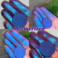 MESMERIZED ~ Multi Chrome Pressed Eyeshadow