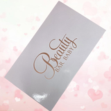 Empty Magnetic Beautybarbaby Eyeshadow Makeup Palette