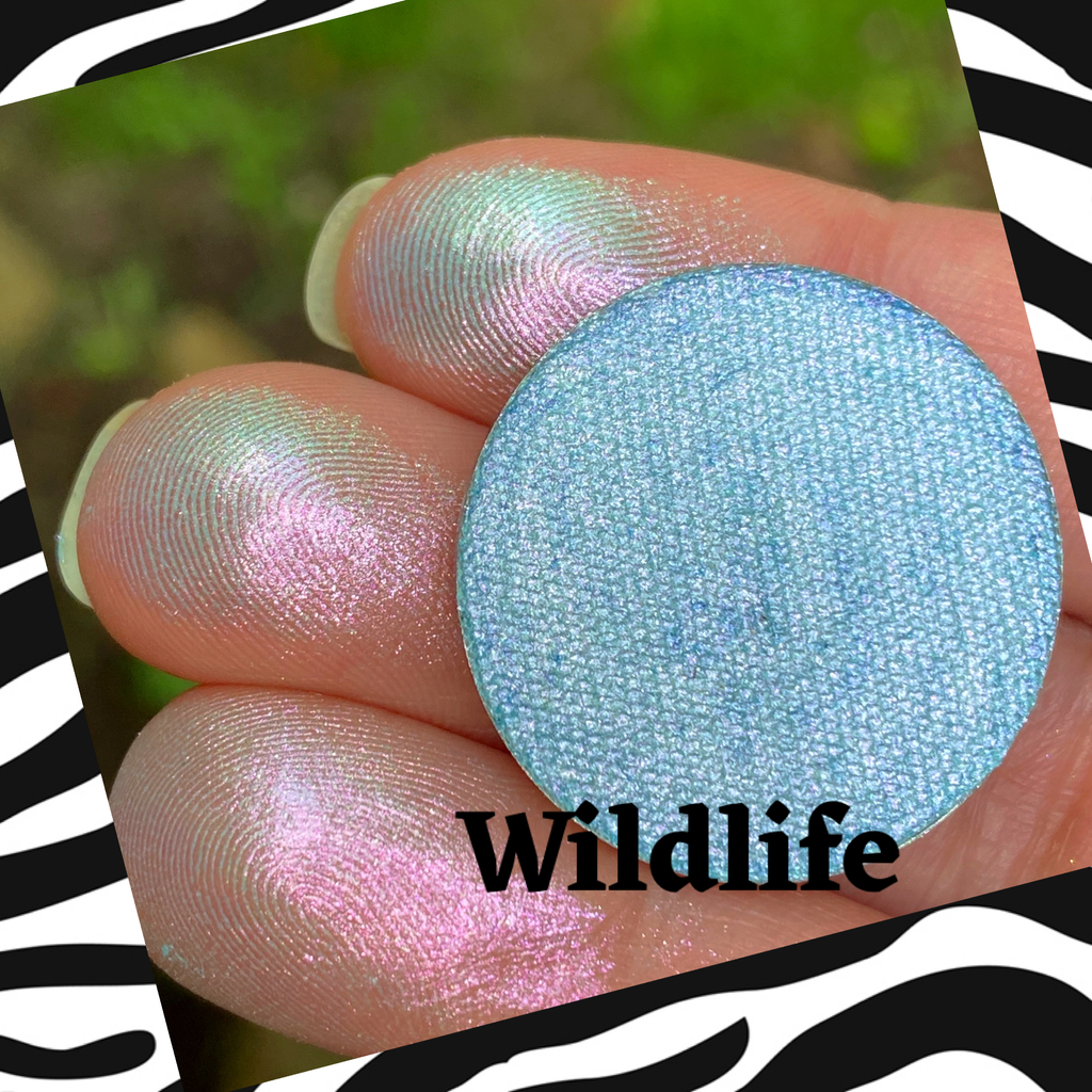 WILDLIFE ~ Pressed Wild Chameleon Eyeshadow