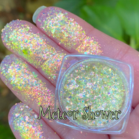 Meteor Shower ~ Multi Chrome Eyeshadow Flakes