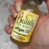 100% Pure Argan Oil Liquid Gold Face Hair Nails Serum