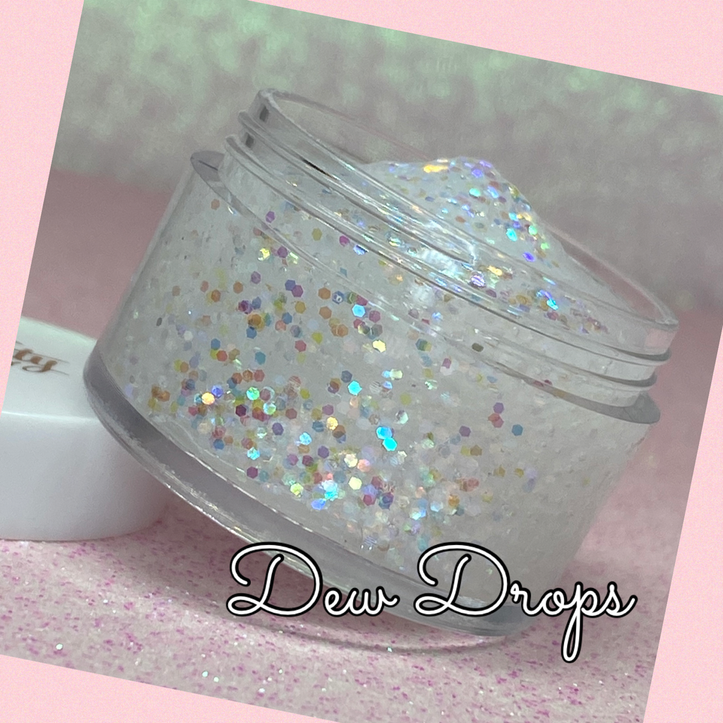 DEW DROPS Jelly Glitter