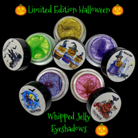 Limited Edition Halloween Whipped Jelly Eyeshadows