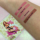 Pin Up Girl Heart Pressed Eyeshadow Palette