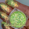 CATERPILLAR COVE ~ Multi Chrome Eyeshadow Flakes