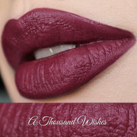 A Thousand Wishes Satin Liquid Lipstick