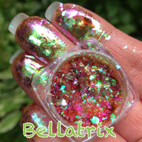 Bellatrix ~ Multi Chrome Eyeshadow Flakes