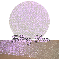 FALLING STAR ~ Pressed Chameleon Eyeshadow Highlighter