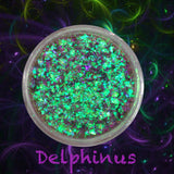 Delphinus ~ Multi Chrome Eyeshadow Flakes