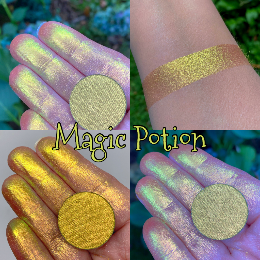 MAGIC POTION ~ Multi Chrome Pressed Eyeshadow
