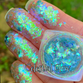 Celestial Glow ~ Multi Chrome Eyeshadow Flakes
