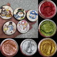 Snowman Edition Whipped Jelly Eyeshadows