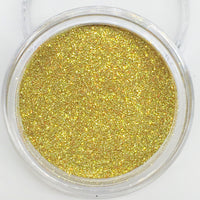 Solid Gold Loose Glitter