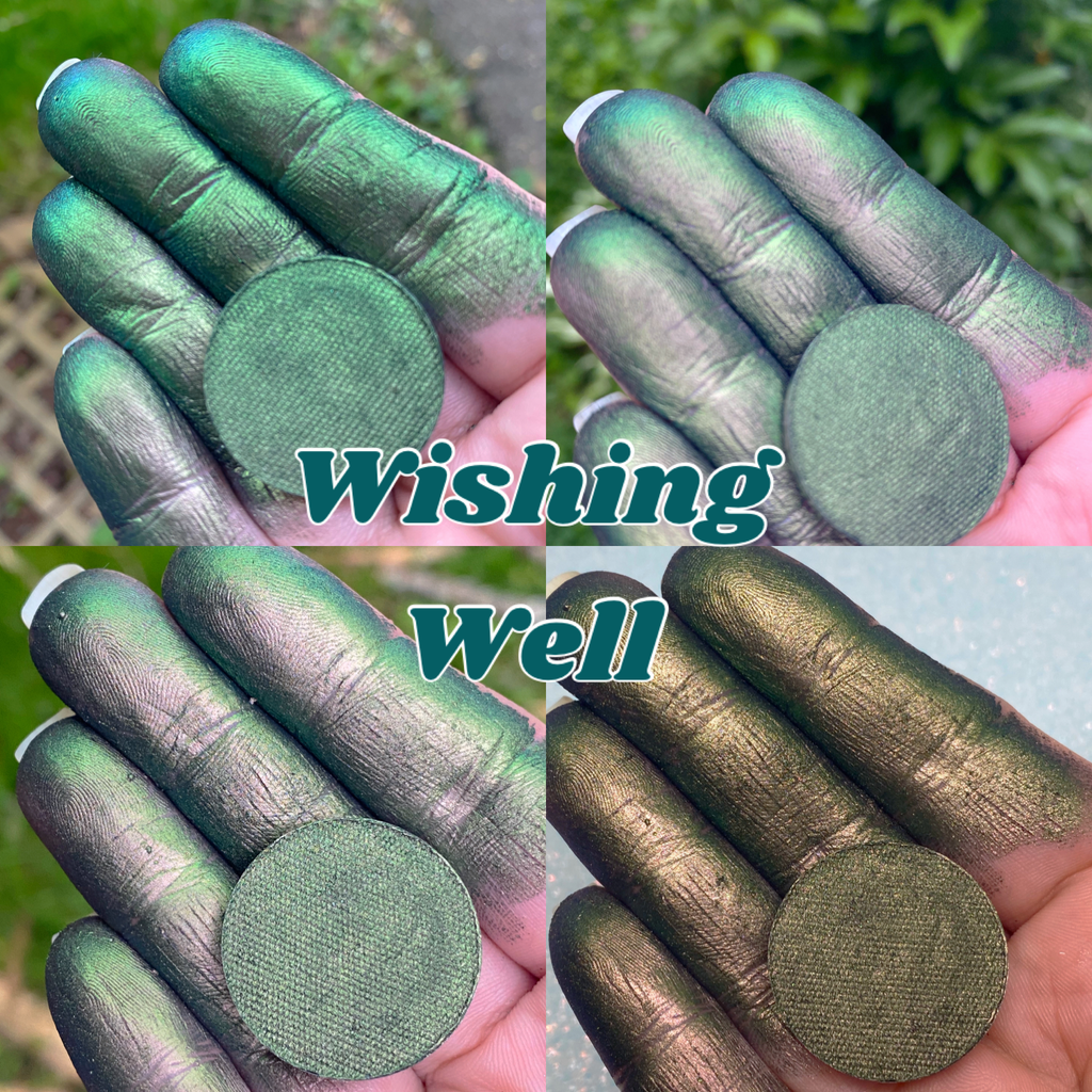 WISHING WELL ~ Multi Chrome Pressed Eyeshadow
