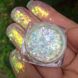 Aerglo ~ Multi Chrome Eyeshadow Flakes